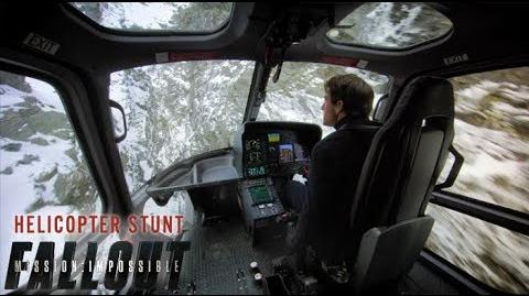 Mission Impossible - Fallout (2018) - Helicopter Stunt Behind The Scenes - Paramount Pictures