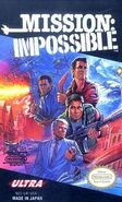 Mission Impossible 1990 Video Game