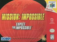 Mission Impossible 1998 Video Game