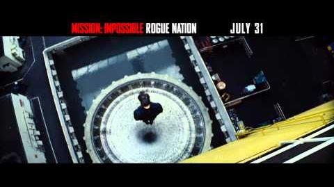 Mission Impossible Rogue Nation - Drive
