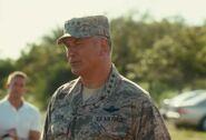 General Alan Hunley in air force uniform