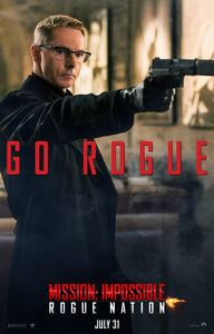 Mission Impossible Rogue Nation poster 6