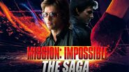 Mission- Impossible The Saga wallpaper