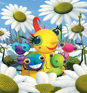 Nickelodeon Miss Spider's Sunny Patch Friends Characters.jpg