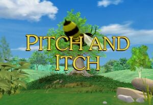 Sunny Patch Pitch and Itch Title.jpg