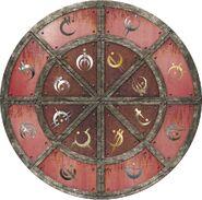 Allomantic Wheel