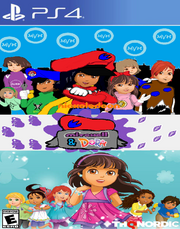 Mitchell and Dora (PlayStation 4).png