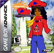 Mitchell Van Morgan 6 Game Boy Advance cover