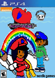 Paper Mitchell- Rainbow-Colored (PlayStation 4).png