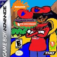 Mitchell Van Morgan's 5th Anniversary (Game Boy Advance)