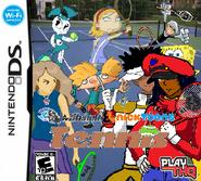 Mitchell and Nicktoons Tennis (Nintendo DS)