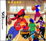 Mitchell Hoops 5-on-5 (Nintendo DS)
