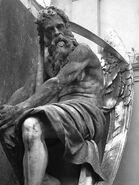 Estatua Crono