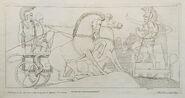 (17) Flaxman Ilias 1795, Zeichnung 1793, 187 x 363 mm