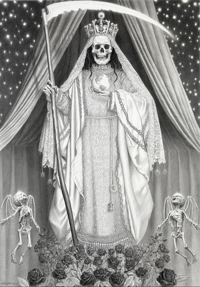 Santa Muerte | Wiki Mitología | Fandom