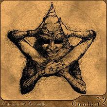 Decarabia en su forma de pentagrama