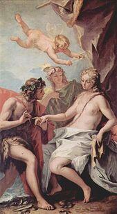 Dionizos i Ariadna