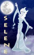 Selene księżycowa