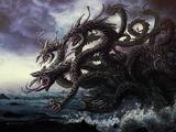 Hydra lernejska