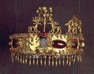 Diadem of Novocherkassk, Eremitage Inv. 2213-2