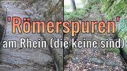 Rätselhafte Römerspuren am Rhein stammen sie wirklich von Römern?