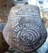 Mondsee Keramik Pfahlbaumuseum, Mondsee 2011-06-28