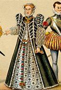MgKL Kostüme 02 Wm11536b, Abb.11 - Katharina von Medici 1545