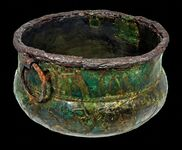 Langobardischer Bronzekessel, Putensen 150, vorröm. Eisenzeit