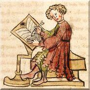 Cod. Pal. germ. 359, fol. 066r - Rosengarten zu Worms & Lucidarius