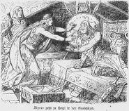 Helgi Hunbingsbani und Sigrun, Walhallgermanisc1888dahn p299