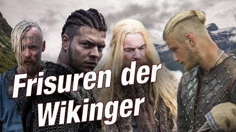 Welche Frisuren hatten Wikinger?