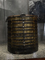 Barrel from the osebergship