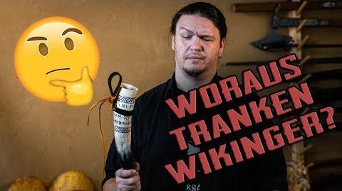 Skâl! Woraus tranken Wikinger?