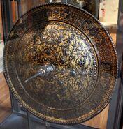 Prunkschild Chimera, Italien 1550-60