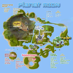 Planet Mion