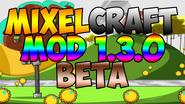 MixelCraft Mod logo