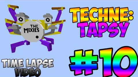 Mixel Modeling - Tapsy The Mixie Mixel (Time Lapse Video)-0