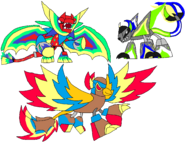 Rainbowfied PD S1 Maxes