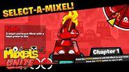 Mixels Unite - Select-A-Mixel Update! (23 07 20)