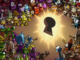 El maravilloso mundo de los Mixels
