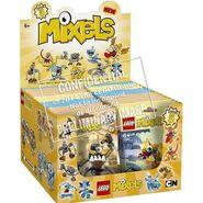 Mixels series 5 prototype box