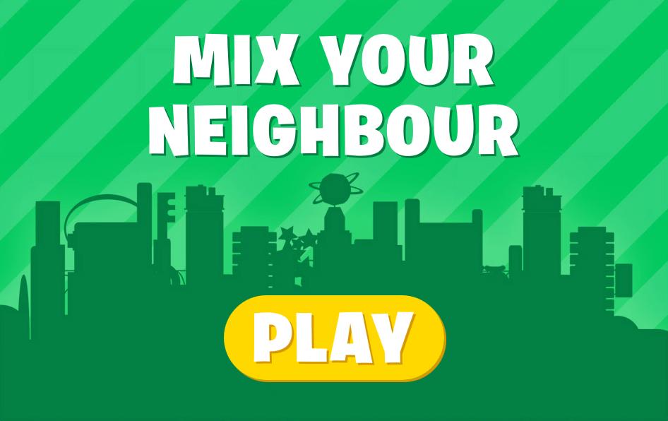 Mix Your Neighbor