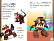 Fang gang book page