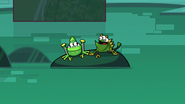 Frog Mixamals