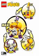 Mixies Max instructions