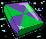Green Purple Cubit