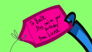A gift for Balk