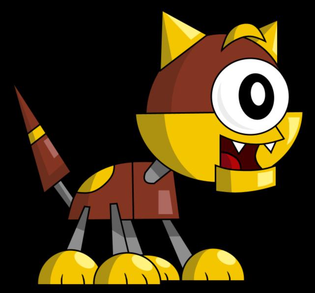 Mixie Cat