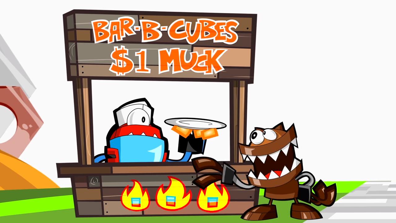 Bar B Cubes (episode)