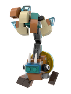 LEGO Knucklehead Iqui Mix